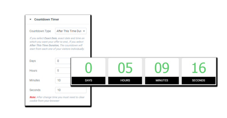 Countdown Timer For Elementor - WordPress